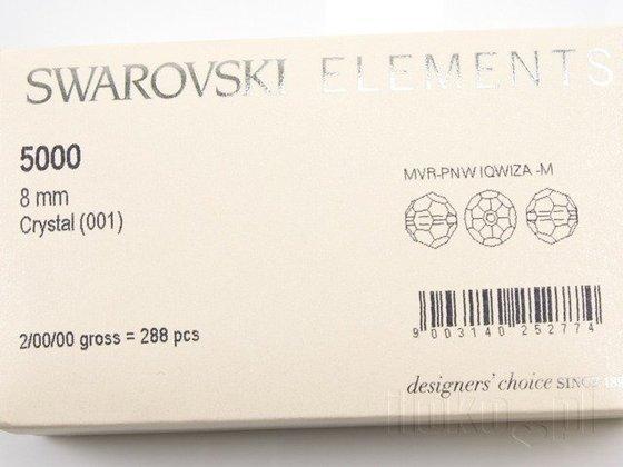 SWAROVSKI 5000 MM 8,0 CRYSTAL